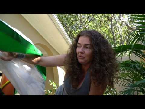 Tracy's HomeBiogas System