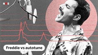 De onfeilbare stem van Queen in het autotune-tijdperk