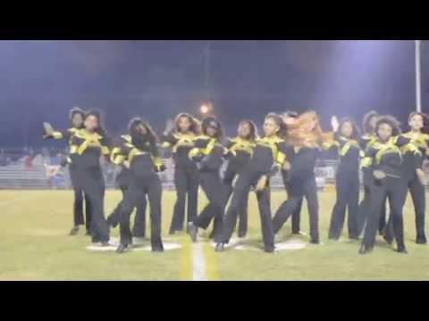 New Iberia Senior High School Jackettes