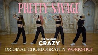 "Download lagu Original Choreography Workshop BLACKPINK - ""Pretty Savage"" / RYEON of CRAZY"