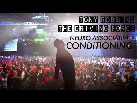Tony Robbins Neuro Associative Conditioning - How To Get Lasting Change 🚀 Day 4