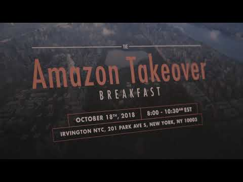 Direct Agents Amazon Takeover Event in New York