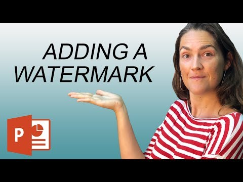 How To Add A Watermark In PowerPoint (Draft Or Confidential Stamp)