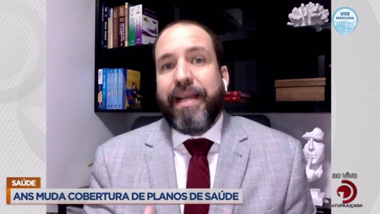 Atualização do Rol da ANS de cobertura obrigatória dos planos de saúde.