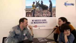 Alice Goffart, tour du monde à vélo, par ABM-TV