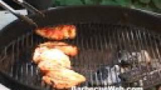 Bbq Chicken Breast With Vodka Barbecue Sauce Recipe