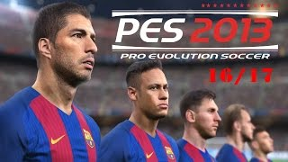 [PES 13 - 16/17] Patch R-Type Faces, Tatoos + Link's