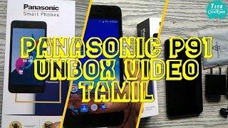Panasonic P91 Smart Phone Unbox Video | Tech Cookies
