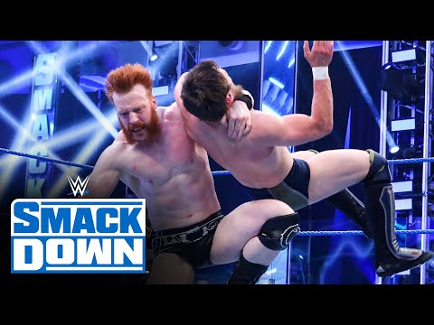 Daniel Bryan vs. Sheamus – Intercontinental Championship Tournament: SmackDown, May 29, 2020