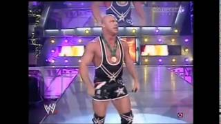 Kurt Angle Funny Moments