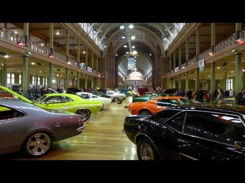 Melbourne Australia Muscle Car Show Expo