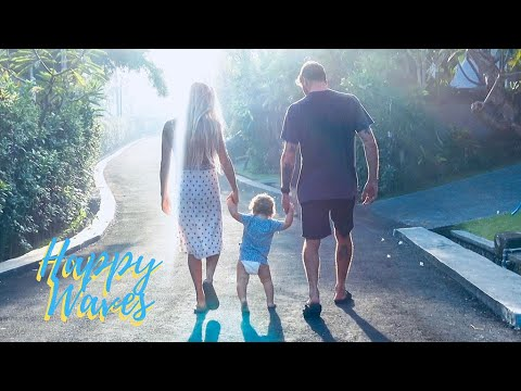 Alana & Jack In Bali Pt.1   What We Eat   Win A Trip To Hawaii   Happy Waves Ep.10  