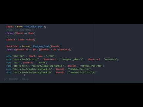 PHP Set Variable To Null In FOREACH Loop - BUG FIX