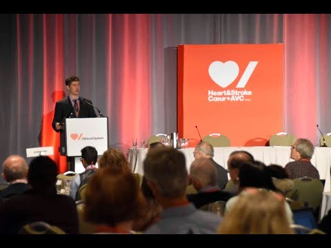 Heart Disease, Athletes and the Weekend Warrior (Aaron Baggish) Heart&Stroke Clinical Update