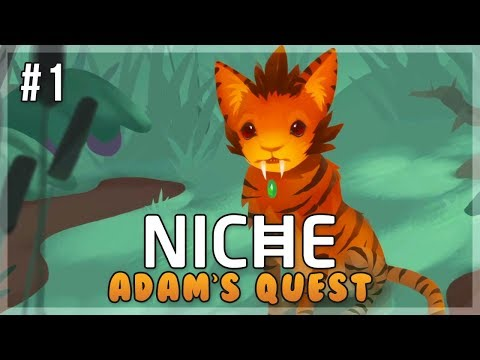 A Tribe of One | Niche Let's Play • Adam's Quest - Episode 1