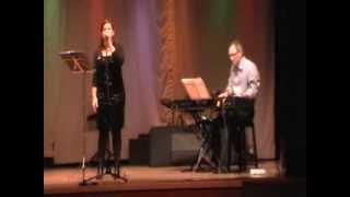 melissa in concert