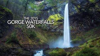 THE 2015 GORGE WATERFALLS 50k | The Ginger Runner