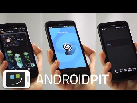 Musikerkennungs-Apps [TEST]