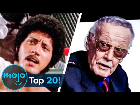 Top 20 Most Epic TV Cameos Ever