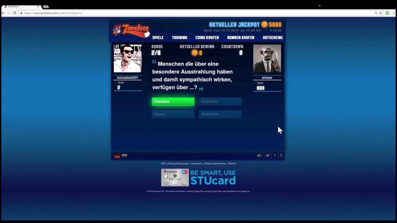 Online Quiz Geld Verdienen