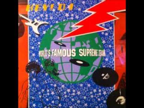 The World's Famous Supreme Team - Hey Dj