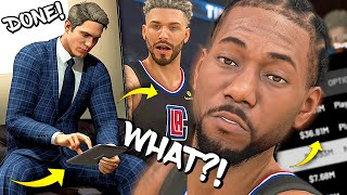 HE TRADED THE HEART OF OUR TEAM AND MADE US WORSE! - NBA 2K20 MyCAREER #48