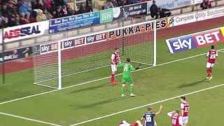 ROTHERHAM 3-3 DERBY COUNTY | 14/15 Match Highlights