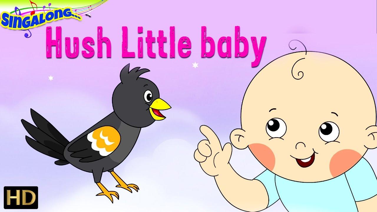 Hush Little Baby Hd Lullaby