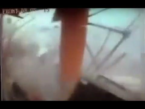 """*VIOLENT CONTENT ALERT* """"FedEx driver narrowly survives an EF3 Tornado"""""""
