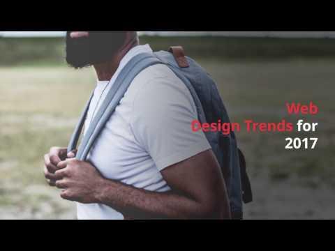 Web Design Trends 2017 - Folsom Web Design