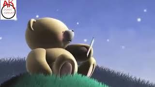 Miss You ||WhatsApp Status|| & Cute Bear