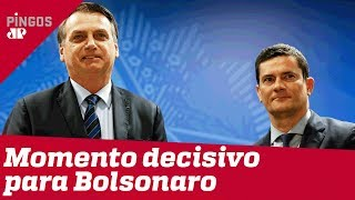 Veto ao abuso: momento decisivo para Bolsonaro