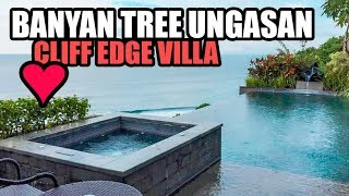 Our honeymoon at Cliff Edge Ocean View Pool Villa 218!