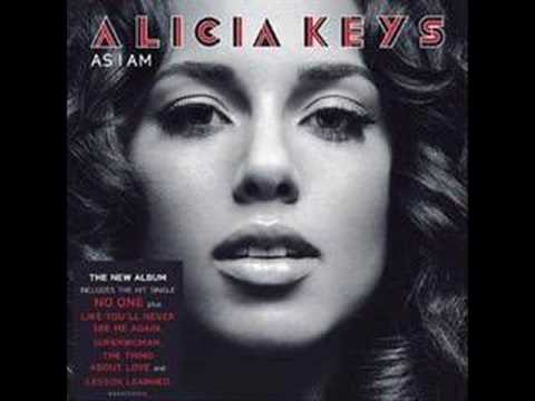 Alicia Keys feat Kanye WestNo One Remix