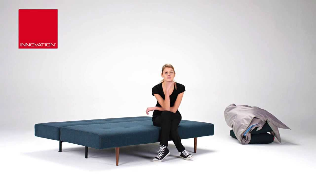 recast sovesofa Recast Sovesofa Innovation Living ISTYLE 2013   YouTube recast sovesofa