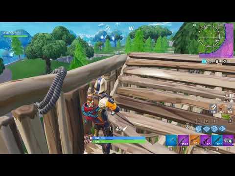 I actually hit my sniper shot v2
