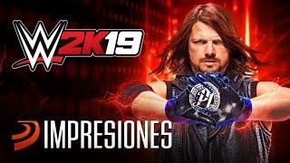 WWE 2K19, el aspirante al título Universal de la WWE
