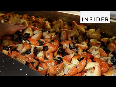 Ken Payne - How To Eat Stone Crabs Like A Pro
