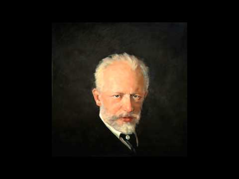 Tchaikovsky Old French Song, opus 39 no 16 Pletnev
