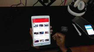 LG G Pad X 8.0 unboxing & mini review
