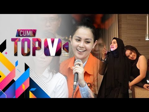 Cumi TOP V: Jennifer Dunn Ditangkap, Ini Reaksi Sarita dan Shafa