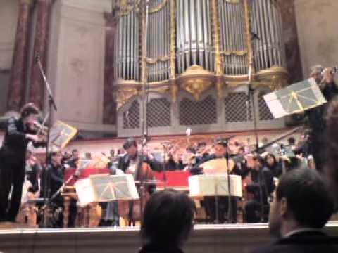 Chiara Banchini - Grand concert d'adieu de l'ensemble 415 - I