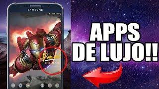 Mas Brutales Aplicaciones para Android // Apps de Lujo para tu Móvil!