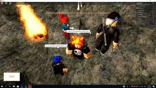 Das Lagerfeuer - Nicht-vollständiges Durchspielen - Roblox Copies