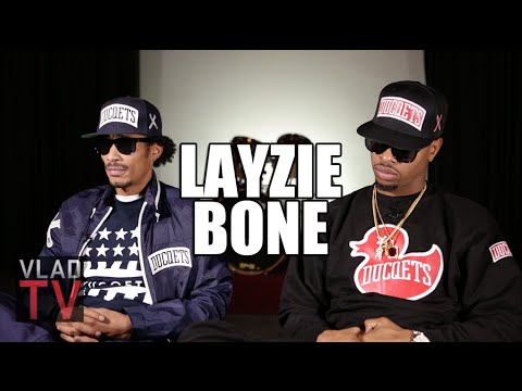 Layzie Bone: I Have a Bullet in My Head From When I Got Shot at 16