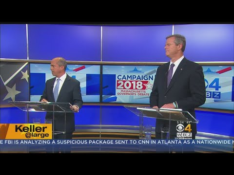 Keller @ Large: The Secret Behind Charlie Baker's Big Lead