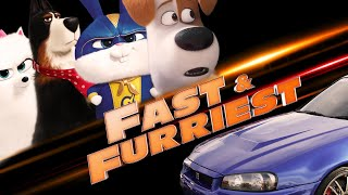 Fast & Furriest (Parody Mashup) - The Pets Invade Fast & Furious | Movieclips