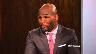 The Fight Game with Jim Lampley: Bernard Hopkins Interview (HBO Boxing)