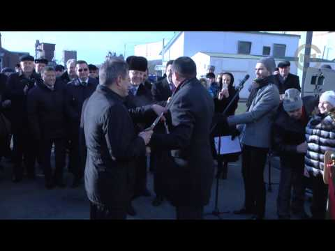 """В Балакове открыли маслозавод """"Волжский терминал"""" и заложили производство по переработке сои"""