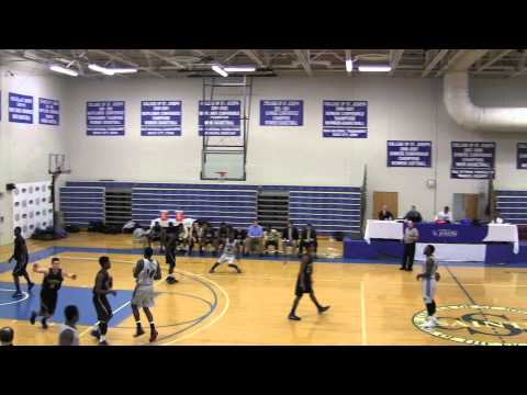 College of St Joseph vs Suny Canton (2) 2013-2014 first half